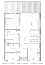 cabin layouts cost to build less than 100 000 10 house plan ch365 png tiny