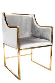 Gold Dining Chairs J 104 Erin Gold Dining Chair Dining Chairs Room And Interiors