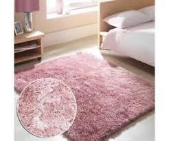 tappeto a pelo lungo tappeto moderno shaggy rosa quarzo pelo lungo 5 misure