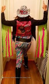 Macho Man Randy Savage Halloween Costume Awesome Homemade Female Macho Man Costume