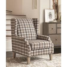 scott living ottoman accent chair with ottoman 904052 ottomans