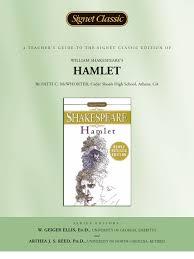 hamlet hamlet tragedy