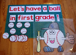 Classroom Bulletin Board Decor Let U0027s Have A Ball By Roomsandboards