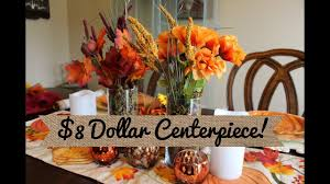 8 00 thanksgiving centerpiece dollar tree items