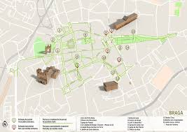 Nova Map Braga Accessible Tour Www Visitportugal Com