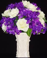 White Floral Arrangements Centerpieces by Mesmerizing Purple Floral Arrangements 74 Purple Flower