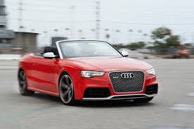 white audi a4 convertible for sale 2013 audi rs 5 cabriolet test motor trend