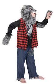 werewolf halloween costumes children u0027s kids boys halloween werewolf wolf man costume age 8 10