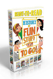 cartoon images of halloween history of fun stuff to go book by various official publisher