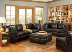 Faux Leather Living Room Furniture by Love This Living Room Giorgio Leather Collection Value City