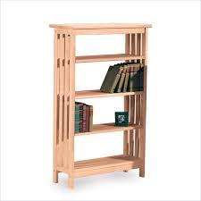 unfinished bookcases pine bookcase unfinished unfinished