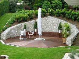 genius gabion garden ideas for decorating on a budget