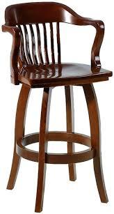wooden bar stools with backs that swivel best bar chairs with arms 12 best swivel chairs images on pinterest