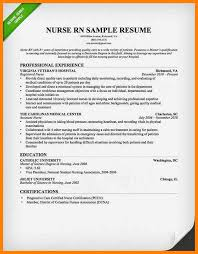 Sample Resume Nursing Student by Awesome Collection Of Licensed Vocational Nurse Sample Resume