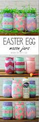 easter egg mason jars easter crafts easter and craft