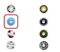 crazy color contact lenses halloween lens contact lens crazy