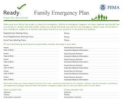 atherton ca official website family emergency plan