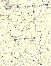Columbus Route Map by Bluefield Wv U2013 Columbus Oh Don Moe U0027s Travel Website