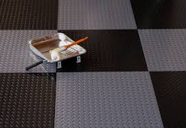 G Force Garage Flooring by G Floor Raceday Peel And Stick Tile With Psa Diamond Tread 24