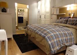Brooklyn Bedrooms Photos See Inside Ikea Brooklyn U0027s Tiny 391 Sq Ft Model