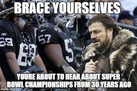 Brace Yourself Meme Generator - brace yourself raiders imgflip