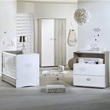 chambre bébé chambre bébé trio nael lit commode armoire de sauthon meubles