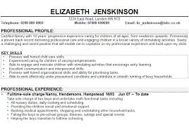 resume for child care sample resume qualified childcare worker