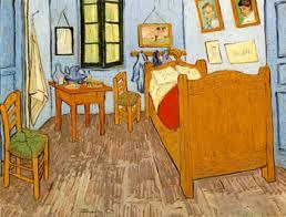 van gogh bedroom painting van gogh s bedroom at arles by van gogh also known as la chambre de