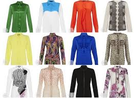 shirts and blouses 12 designer blouses and shirts for