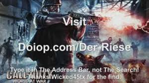 World At War Maps by Call Of Duty 5 Der Riese Glitches Map Pack 3 Tips U0026 Tricks