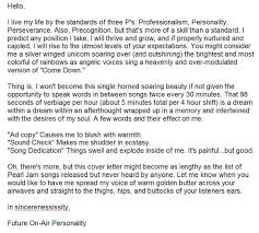 Best Cover Letters For Resumes by Chris Kick Cover Letter Kick Cover Letter Resume Samples