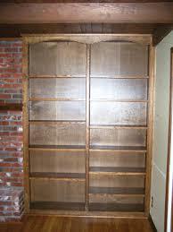 Double Bookcase 3r Homeworks Entertainment Center Conversion Of A Double Bookcase