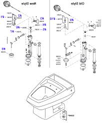 Eljer Toilet Lid Replacement Parts Of A Toilet Tank Inside Tankhow A Toilet Works Parts In A