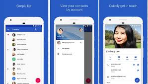 contacts app android top 5 best android contacts app 2017