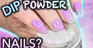 dip powder nails all about the manicure that lasts longer than