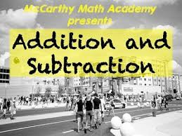 addition and subtraction song w regrouping a jealous parody