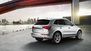 Audi Q5 2014 - 2016 audi q5 changes and updates detailed