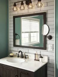 Bathroom Mirrors Lowes by 608 Best Bathroom Inspiration Images On Pinterest Bathroom Ideas