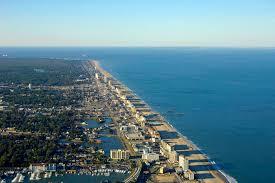 virginia beach harbor in virginia beach va united states
