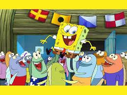 spongebob squarepants wallpaper number 2 1024 x 768 pixels