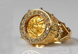 king gold rings images Ladies rings hh gold inc jpg