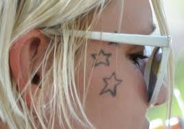 30 swanky shooting star tattoos creativefan