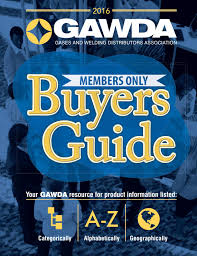 2016 gawda buyers guide by welding u0026 gases today issuu