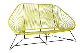 Acapulco Outdoor Chair Contemporary Sofa Garden For Yachts Pool Sofa Acapulco Boqa