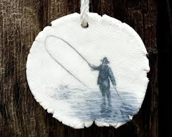 fly fishing ornaments fly fishing gifts fly