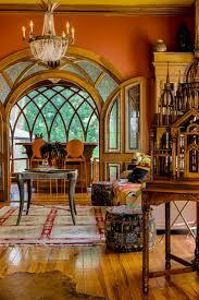 4016 best my best decor board images on pinterest haciendas home interior design large glass hobbit door in historic 1884 bohemian