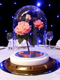 rose in glass fairytale rose in glass dome fairytale party theme fairytale