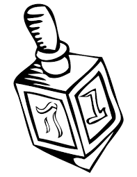 dreidel coloring page dreidel and star of david coloring page