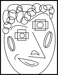 soup clip art black and white clip art abstract portraits
