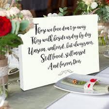 wedding memorial wedding memorial personalised wedding